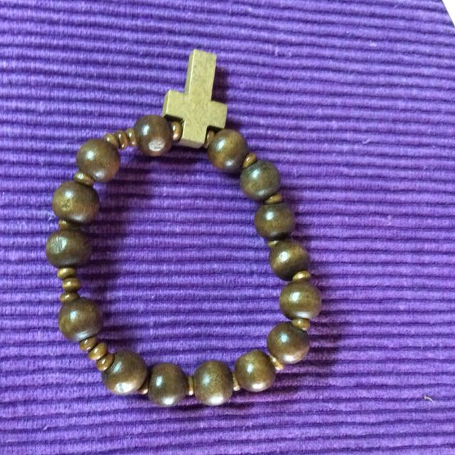 Wooden Rosary