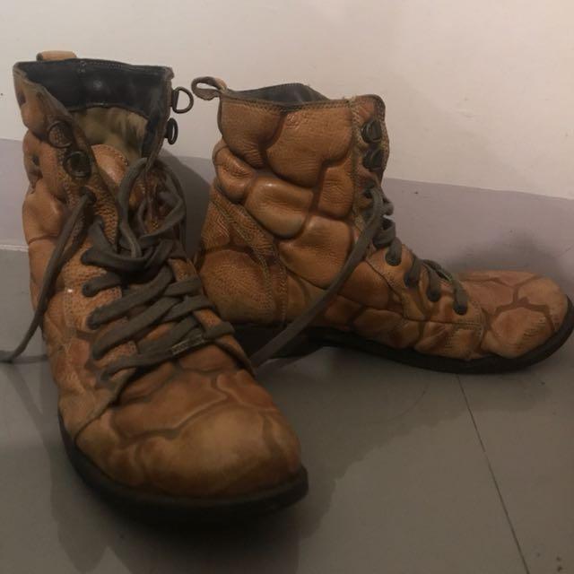 Woodland Boots