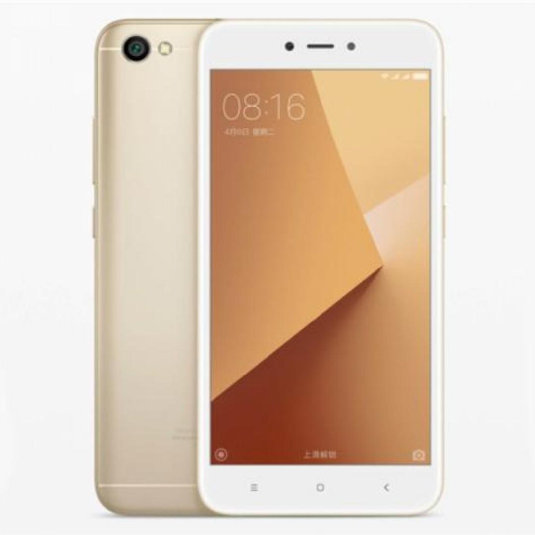 Xiaomi Redmi Note 5A TAM
