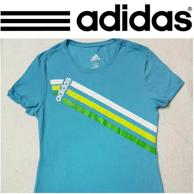 -Yunik- Authentic Adidas Tee