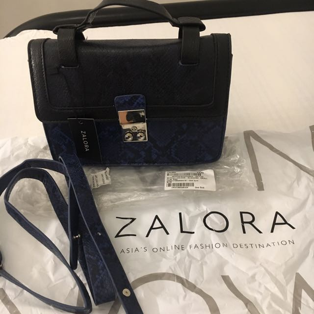 Zalora bag