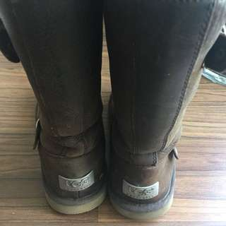 Authentic Ugg Boots (size 7)