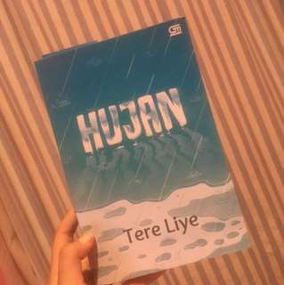 Novel HUJAN-Tere Liye