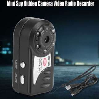 Mini WIFI DV DVR Hidden Spy HD Video Camera Recorder