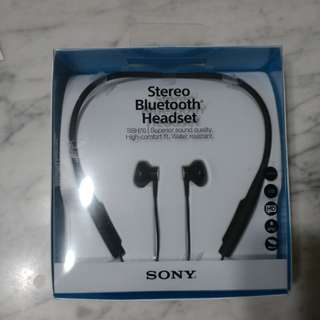 Sony Bluetooth Headset SBH-70
