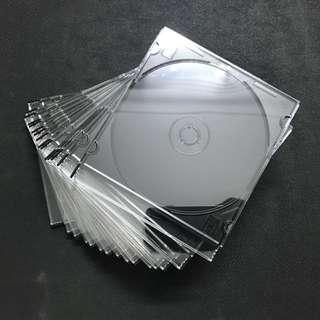 CD/VCD/DVD Slim Jewel Case