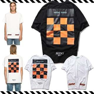 Off White Tee Shirt