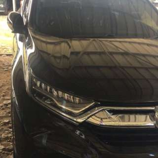 All New Honda CR-V 1.5 L Turbo