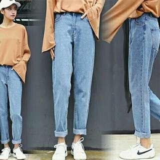 BC Plain Boyfriend Jeans