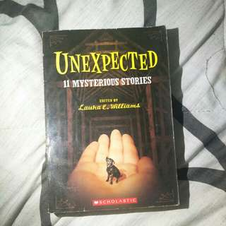 Unexpected (11 Mysterious stories)