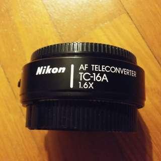 Nikon AF Teleconverter TC-16A