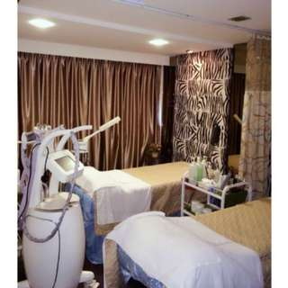Facial Room in Beauty Salon for Rent!