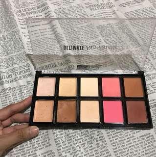 Beauty treats face palette