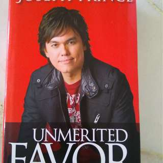 Unmerited favour by Joseph Prince