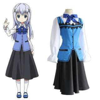 [PREORDER] Is the order a Rabbit Chino Kafu Cosplay
