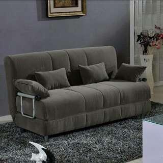 Sofa! Sofa Bed Grey Color! INSTOCK