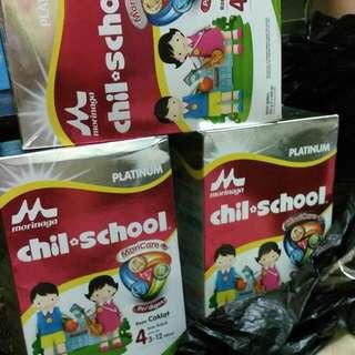 Moricare Chilschool Platinum 800gr Vanila