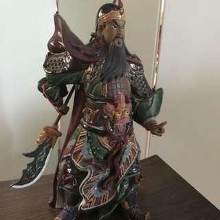 Antique Figurine Ceramics