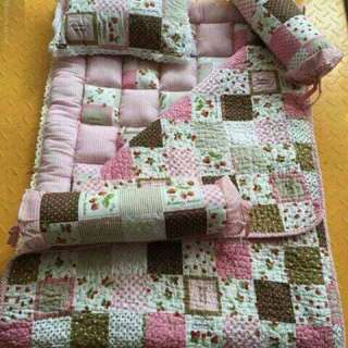 Set Toto Patchwork BABY