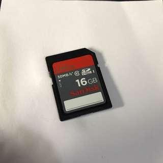 16GB SD