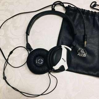 AKG 耳筒 headphones