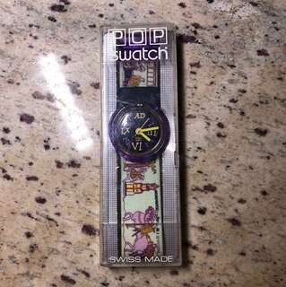 Swatch POP swatch 錶 復古 Vintage Collection