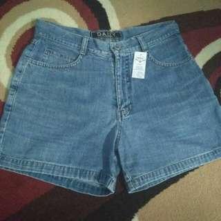 Short pants hotpants murah good condition