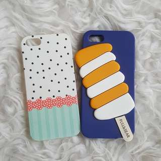 Casing Hardcase & Jelly 1 paket