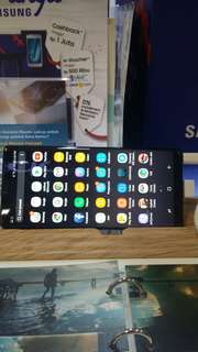 Samsung galaxy note 8 dijual credit