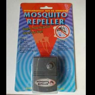 (全新)無化學成份驅蚊機