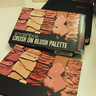 Smashbox Crush On Blush Palette