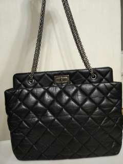 Chanel 2.55 shopping tote,减價割價