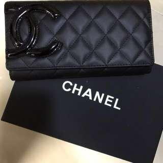 Chanel全新銀包