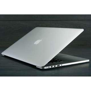 MacBook Pro - Retina Display - 15 inch - Silver - 16GB RAM - 512GB SSD (Mint Condition)