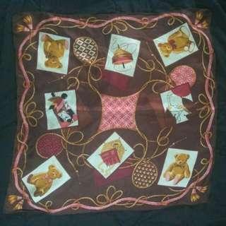 003 - vintage scarf