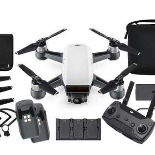 Kredit Drone Spark Combo, Promo Tanpa Kartu Kredit