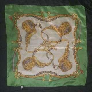 004 - vintage scarf