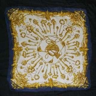 006 - vintage scarf
