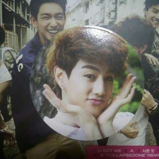 GOT7 Mark Photo Chip