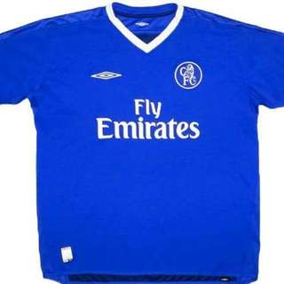 Chelsea 03/04 Home Jersey/Kit (Pre-Owned)
