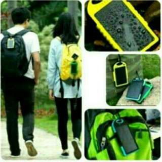 Powerbank sollar cell 100.000mAh
