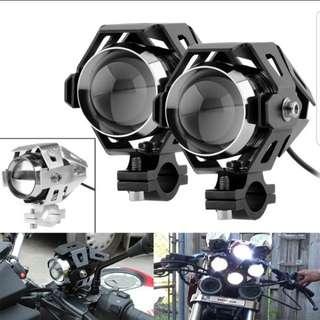 2pc HP - M005 125w 12v / 3000LM U5 LED Foglight /Spotlight