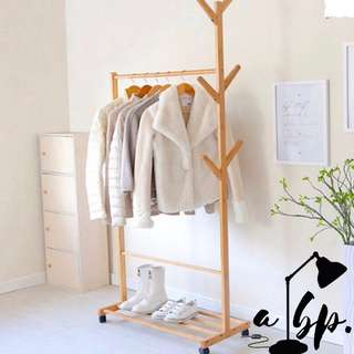 Movable Clothing Hanger #4