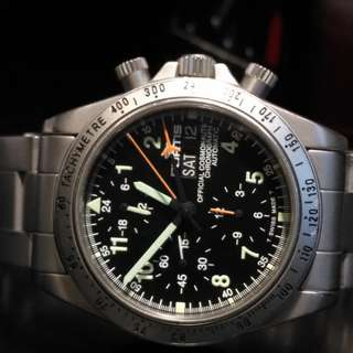 FORTIS Chronograph watch