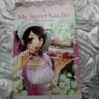 My Sweet Kaicho komik manga