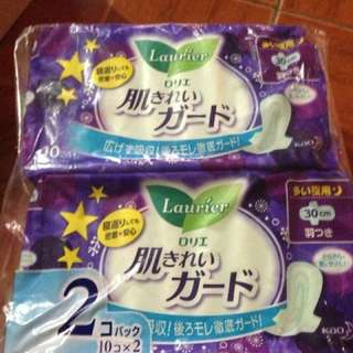 Sanitary napkin made in Japan