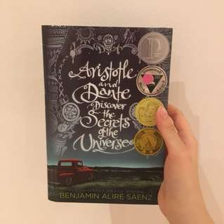 Aristotle and Dante Discover the Secret of the Universe by Benjamin Alire Saenz