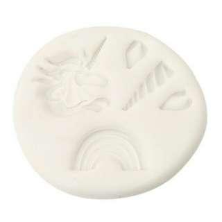 Unicorn Silicone Mold
