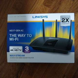 Linksys EA7500 maxstream router