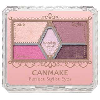 Canmake, Perfect Stylist Eyes17 *Limited Edition*